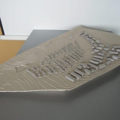 Urbanistický model Krasnojarsku